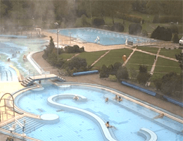 Bad Füssing – Johannesbad Therme Webcam Live