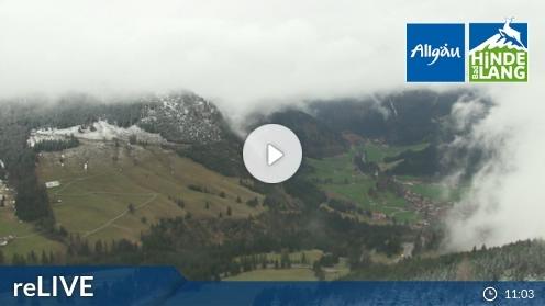Bad Hindelang – Oberjoch webcam Live