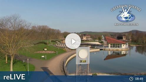Bad Staffelstein – Obermain Therme Webcam Live