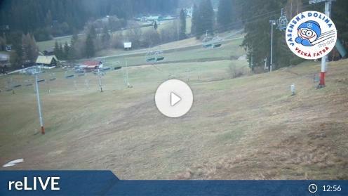 Belá-Dulice – Jasenská Dolina Webcam Live