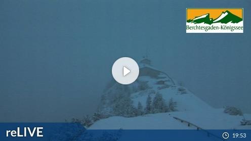 Berchtesgaden – Kehlstein Webcam Live