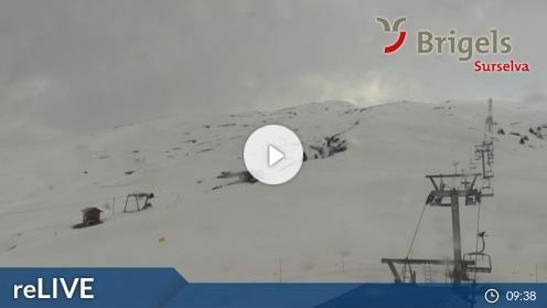 Breil/Brigels – Alp Dado webcam Live