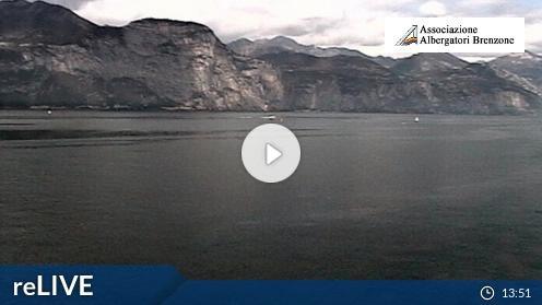 Brenzone – Gardasee Webcam Live