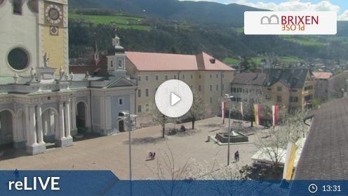 Brixen – Domplatz 13 Webcam Live