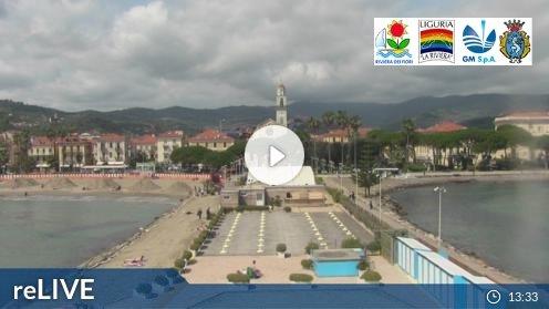 Diano Marina – Schildkrötenanlegestelle Webcam Live