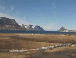 Dyrafjördur – Hofdi Webcam Live