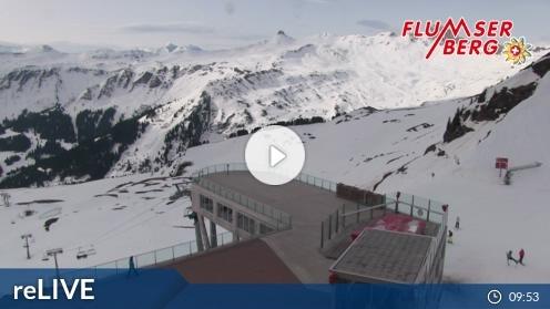 Flumserberg – Maschgenkamm webcam Live