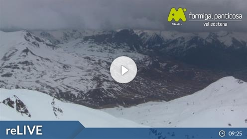 Formigal – Espelunciecha Webcam Live