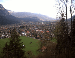 Garmisch-Partenkirchen – Panorama Webcam Live
