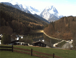 Garmisch-Partenkirchen – Riessersee Webcam Live