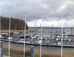 Glücksburg – Yachthafen Webcam Live
