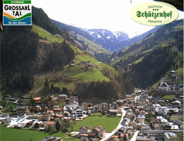 Großarl – Panoramablick Webcam Live