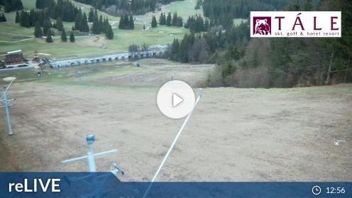 Horná Lehota – Tále Webcam Live