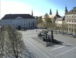 Klagenfurt am Wörthersee – Neuer Platz Webcam Live