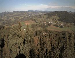 Lasberg – Kernlandblick am Hoh-Haus (Buchberg) Webcam Live