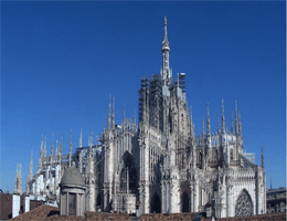 Milano – Mailänder Dom Webcam Live