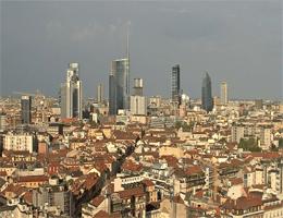 Milano – Porta Nuova Webcam Live