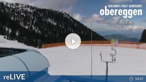 Obereggen – Snowpark Obereggen Webcam Live