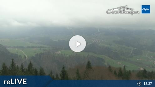 Oberstaufen – Panorama Webcam Live