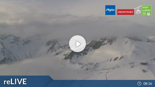 Oberstdorf – Fellhorn Webcam Live