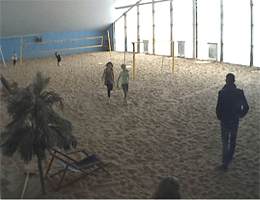 Ostseebad Damp – Fun & Beach Halle Webcam Live