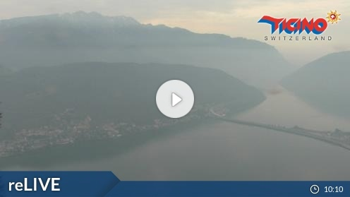 Paradiso – Monte San Salvatore webcam Live