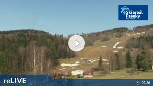 Paseky nad Jizerou – Skigebiet webcam Live