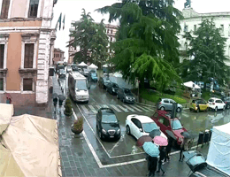 Perugia – Piazza Italia Webcam Live