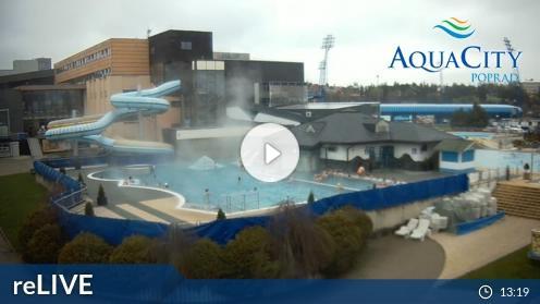 Poprad – Hotel Aquacity Poprad Webcam Live