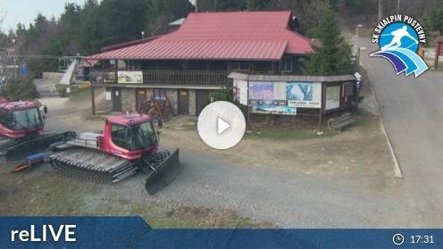 Pustevny – Panorama webcam Live
