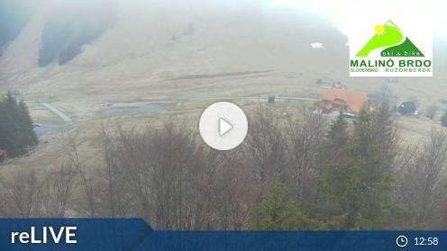 Ružomberok – Malinô Brdo Webcam Live