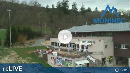 Sedlec-Prčice – Skigebiet Monínec webcam Live