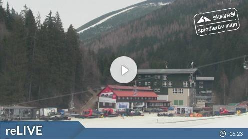 Spindlermühle – Svaty Petr 2 webcam Live