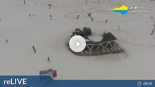 St. Moritz – Corviglia webcam Live