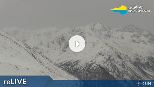 St. Moritz – Muottas Muragl webcam Live