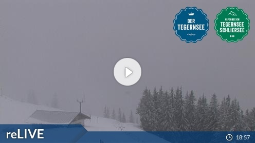 Tegernsee – Wallbergbahn Webcam Live