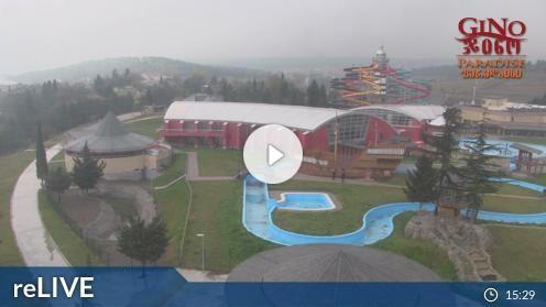Tiflis – Aqua Park Gino Paradise Webcam Live