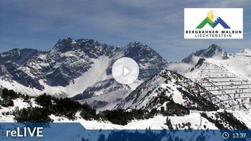 Triesenberg – Bergstation Malbun-Sareis Webcam Live