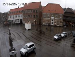 Varde – Torvet webcam Live