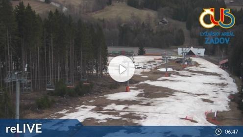 Zadov – Panorama webcam Live