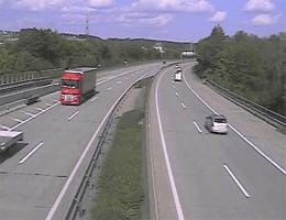 A02 Süd Autobahn Blickrichtung Wien Km 160,40 Webcam Live