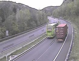 A02 Süd Autobahn Blickrichtung Graz Km 93,51 Webcam Live