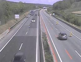 A02 Süd Autobahn Blickrichtung Wien Km 151,90 Webcam Live