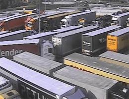 A02 Süd Autobahn Blickrichtung LKW Stellplatz 2 Km 14,60 Webcam Live