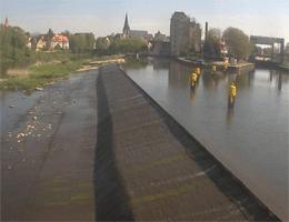 Bernburg (Saale) – Saalewehr Webcam Live