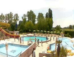 Caorle – Feriendorf San Francesco – Wasserpark Webcam Live