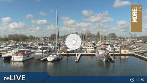 Drimmelen – Nieuwe Jachthaven Webcam Live
