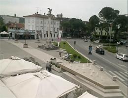 Gradisca d'Isonzo – Unità Square Webcam Live