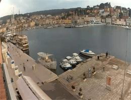 Mali Lošinj – Riva lošinjskih kapetana Webcam Live