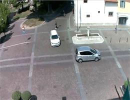Osio Sotto – Piazza Papa Giovanni XXIII Webcam Live